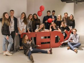 03.03.2017 TEDx Copernicus High School